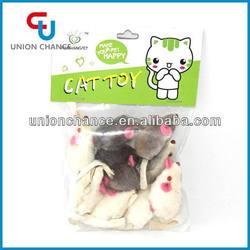 Fur Mouse Cat Toy