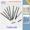 Ti(C,N) base cermet rod used for making High-speed end mills ultrafine grain solid cermet rods