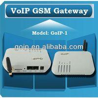 Providing 1 port GSM VoIP Gateway,gateway laptop shell,GoIP 1