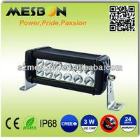 6inch 36W off road led lights 4x4 light led light bar cree