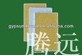 a venda quente da cor do pvc placa de gesso