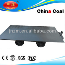 5 Ton mining transportation car,10Ton flatbed rail car