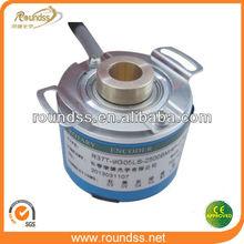 R37T 8/9mm incremental UVW motor encoder / motor servo