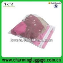 custom mesh washing bag/mesh laundry bag