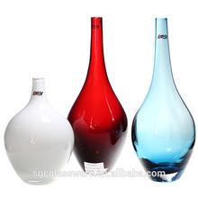 classic elegant fancy colorful vase for centerpieces