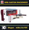 2013 semi-auto rotary die cutting machine