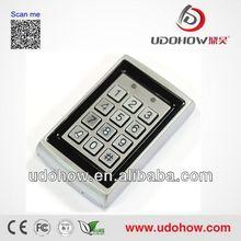 Metal case keypad 125khz rfid door access control
