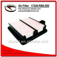 air filter for 17220-RB6-Z00 17220-RB0-000 HONDA Fit Jazz Freed City Sedan Hatchback Guan Fit Shuttle