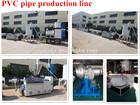 PVC Drain Pipe Extrusion Line