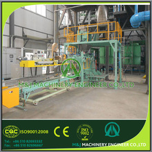rice wheat automatic sieving packing machine
