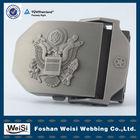 foshan weisi design custom fancy adjustable belt buckle