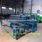 Automatic Chian Link Fence Machine China Supplier / Diamond Mesh Machine Alibaba Express