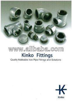 Kinko Malleable Iron Pipe GI Fitting