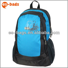 420D polyester day backpack bag sports bag wholesale cheap