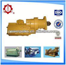 Turbo Air Motor used motor oil to diesel