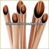 inner grooved copper capillary tube
