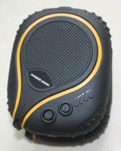 Fantastic 10000mah waterproof power bank for iphone4/4s/5, samsung, blackberry, nokia, LG, sony, PSP,MP3/4