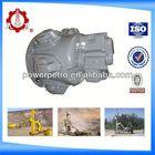 Da Li brand air motor worm drive gear motor dc
