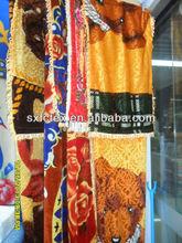 100% Polyester Velvet Warp Knitted Bedsheet wholesale