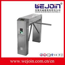 fingerprint tripod turnstile, turnstile gates, access control system
