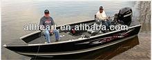 All-welded Aluminium Fishing Bass Boat