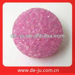 Wholesale EVA Pellet Plastic Pellet Small Bell Ball Plastic Grains Ball