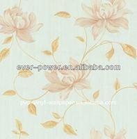 beautiful bedroom decoration wallpaper/wallcovering papier peint moderne pour le salon