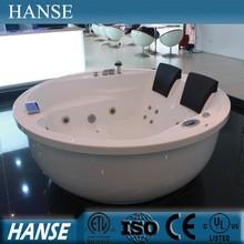 HS-B1574T jetted sex spa massage big acrylic sheet for bathtub