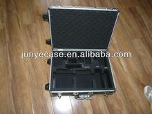aluminum tool case with telescope handle