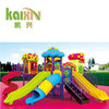 Hot Amazing Plastic Garden Kids Slide Playground Equipment Plastic Toy Slide Set Spiral Slide
