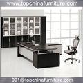 la melamina topchina de escritorios de oficina fabricación