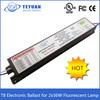 Wholesale in Alibaba UL CE Electronic Ballast T8 2x36W