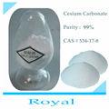 La medicina grado carbonato de cesio 99% cs2co3