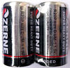 r20 D size carbon zinc dry battery 1.5v with metal jacket