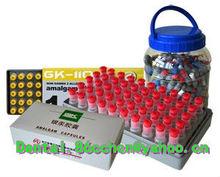 hot sale dental materials GK amalgam capsules 200mg 400mg 600mg 800mg