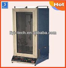 Vertical method Fabric Flame Retardant Tester