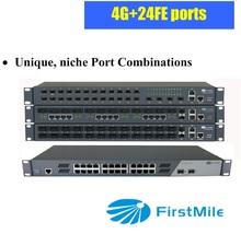 L2 managed Gigabit Ethernet 24 port switch
