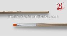 BW wooden Students practice gel pen