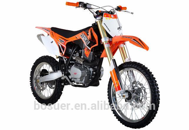 J2 Leopard 250cc dirt bike motorcycle