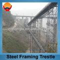 China Honglu estrutura de aço cavalete
