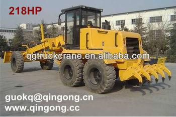 2014 NEW QINGONG 220HP Road motor grader PY220C for sale