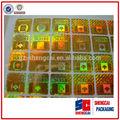 özel 3d etiket hologram etiket tasarımı