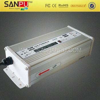 Sanpu 2014 hot selling 250w 24v waterproof ac/dc power supply