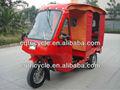 Bajaj moto, Tricycle de passagers, Taxi