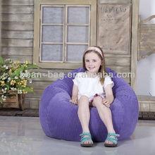 Bedroom bean bag chair for kids, Kid bean bag chair, Kid bean bag sofa