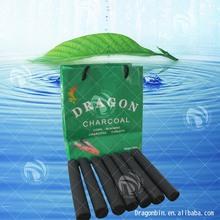 Arabic shisha coal, coconut husk stick smoking charcoal