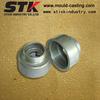Aluminum precision casting lamp cover