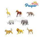 DIY cartoon kingdom toy 3d puzzle animal