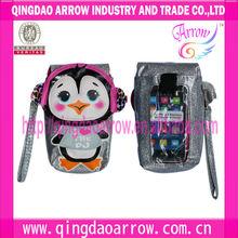 The latest cartoon animal cell phone bag