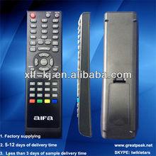 061a Shenzhen factory supplying universal tv remote control codes for panasonic samsung skyworth tv